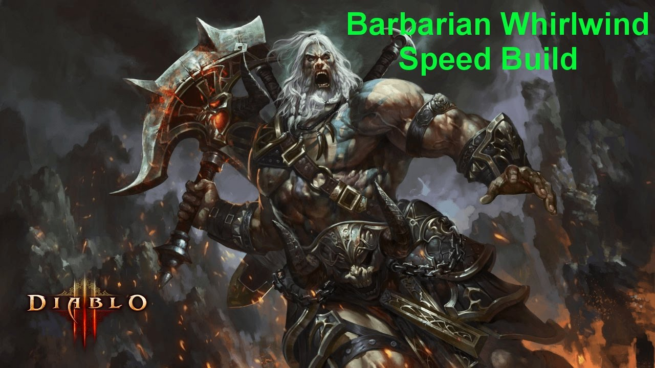 Barbarian Diablo  Season  Build