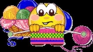 Перекрещенные столбики крючком(https://www.youtube.com/watch?v=aLogDgY2mAQ Набираем цепочку воздушных петель. Делаем две воздушные петли для подьема и провяз..., 2014-05-09T03:31:47.000Z)