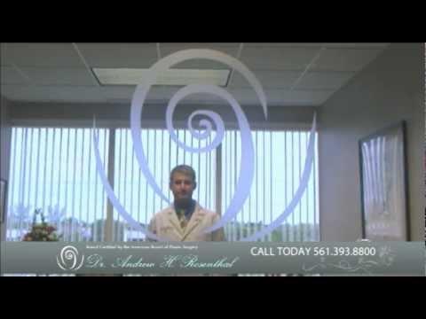 Dr. Andrew Rosenthal - Plastic Surgeon - Boca Raton - YouTube