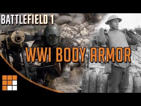 Battlefield 1 History: Body Armor in World War I