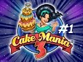 Cake Mania 3 - Le Boulangerie, Day 1 - 7 (#1) (Let's Play / Gameplay)
