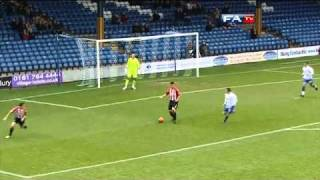 Bury 2-0 Exeter - The FA Cup 1st Round - 06/11/10