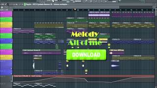 All Of Me Jhon Legend MIDI Melody