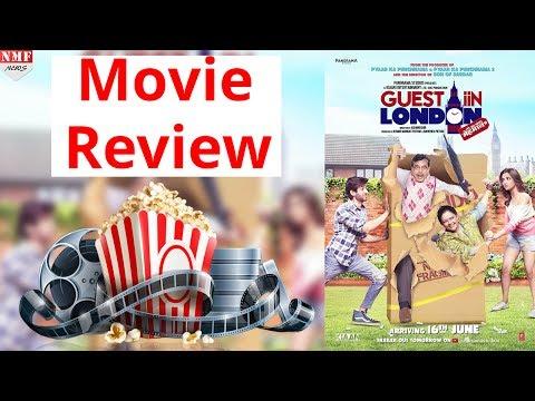'Guest Iin London' Movie Review By Audience | Paresh Rawal, Kriti Kharbanda