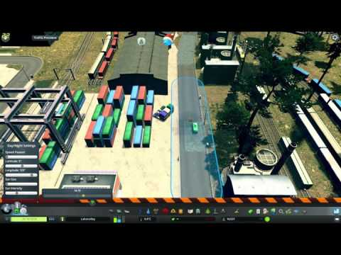 Lets Construct a City in Cities Skylines #4 Starting With The Cultural District