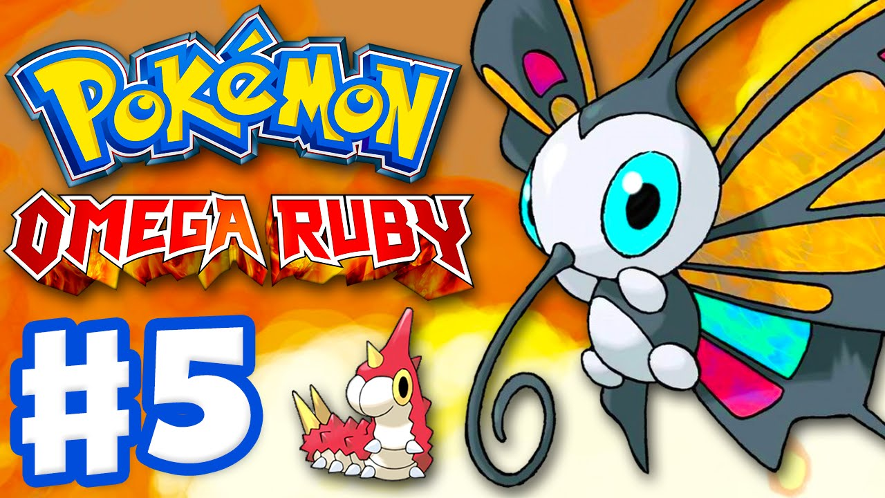 Pokemon Omega Ruby And Alpha Sapphire Gameplay