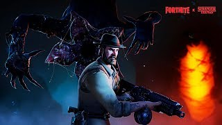 Fortnite: Stranger Things SKINS GIVEAWAY and Gameplay - (Fortnite Stranger Things EVENT)