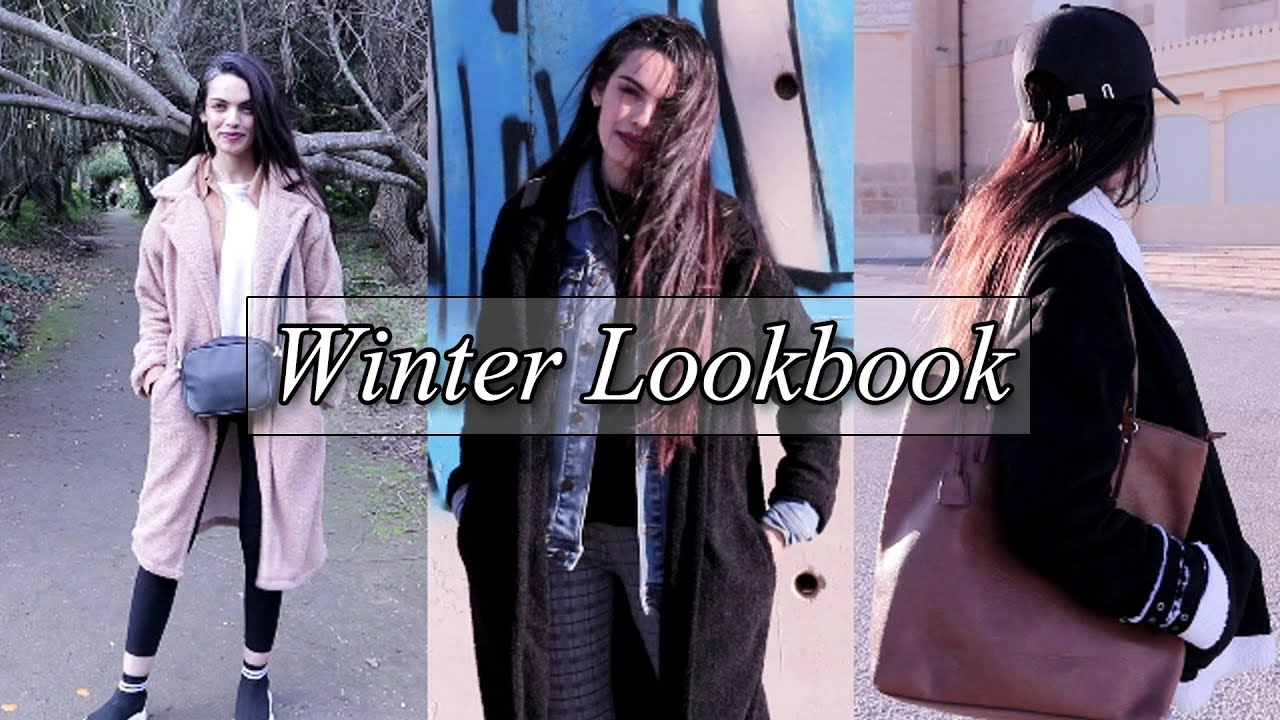 [VIDEO] - WINTER LOOKBOOK | لوك بوك شتوي 3