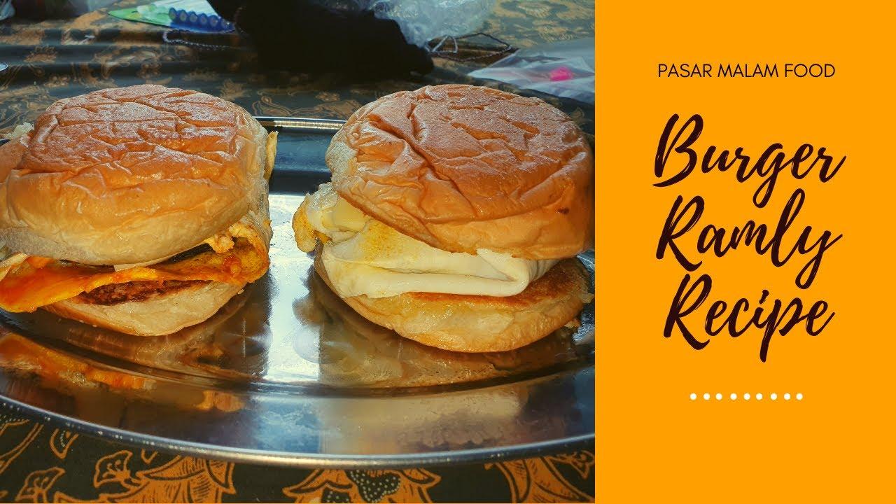 Download Pasar Malam Burger Ramly Recipe