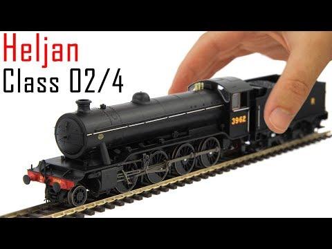 Heljan O2/4 Tango Unboxing & Review (Worst Model Yet?)