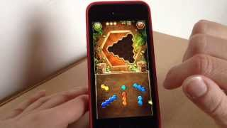 Montezuma Puzzle 3 iPhone App Review