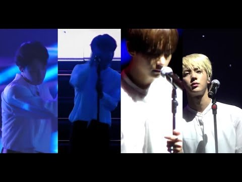 BTS 방탄소년단 - HOUSE OF CARDS LIVE 화양연화 on Stage (Fancam Mix)