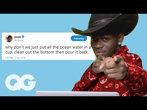 Alabama - Lil Nas X Becomes CEO of Twitter for a Day and Fires Jack Dorsey