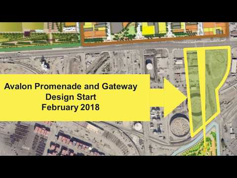 Port of Los Angeles Holds Third Public Meeting on Avalon Promenade and Gateway Project