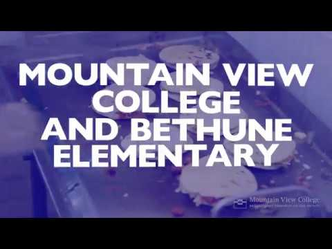 Mountain View College Adopts Bethune Elementary