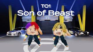 손가락춤) TO1(티오원) - Son of Beast (선 오브 비스트) 커버댄스 | Finger Dance…