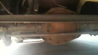 Ford expedition rear suspension sagging