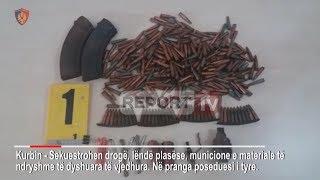 Lëndë plasëse, drogë dhe municione, arrestohet 'skifteri' që bëri kërdinë në Kurbin.mp3