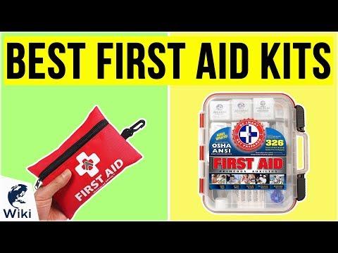 10 Best First Aid Kits 2020