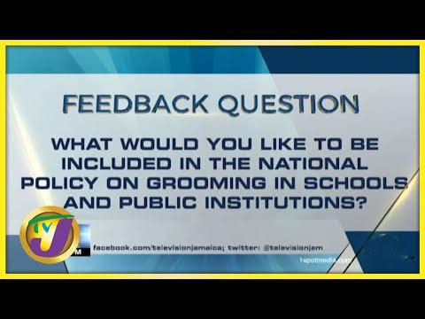 Feedback Question | TVJ News - July 9 2021