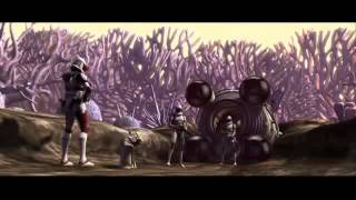 Clone Wars Temporada 1 - Capitulo 1 Parte 1 (1/2) Audio Latino