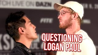 I Find Out If The KSI Vs. Logan Paul Rematch Is Fake