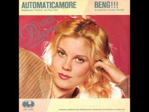 Patrizia Pellegrino - Automaticamore (1981)