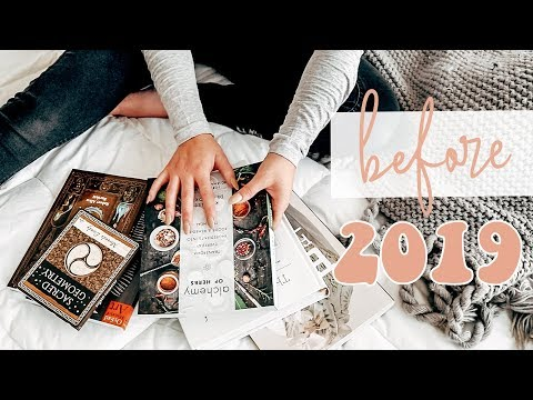 Things To Do Before 2019
