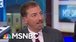 Full Bill Weld: 'I've Always Considered Myself A Small L Libertarian' | MTP Daily | MSNBC