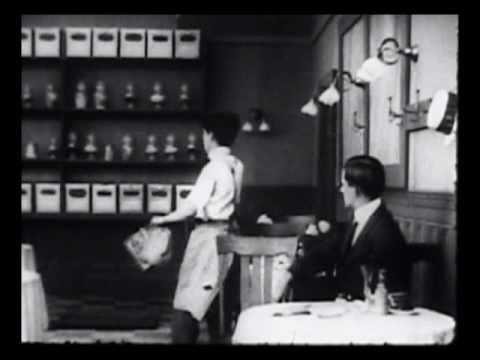 Rebecca Rubin - Dough and Dynamite movie with Charlie Chaplin