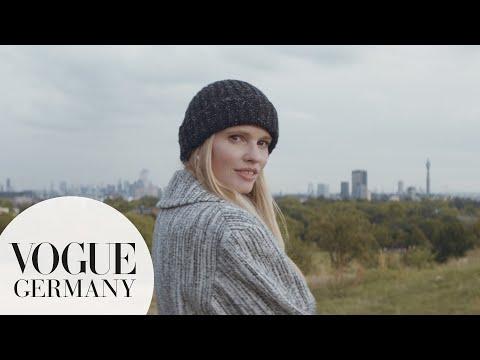 Vogue Model Diaries: Ein (freier) Tag mit Lara Stone