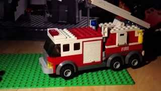 Lego Fire Truck Moc
