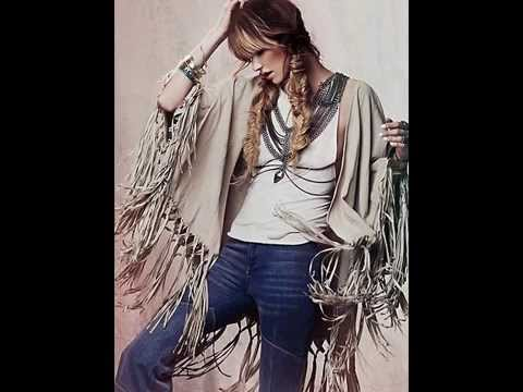 Moda ropa hippy chic boho chic ya a la venta youtube - Moda boho chic ...