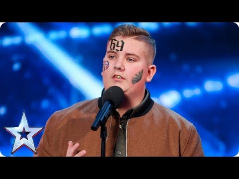 Golden Buzzer Act Proves Judges Wrong By Singing 6IX9INE - Gummo (Parody)