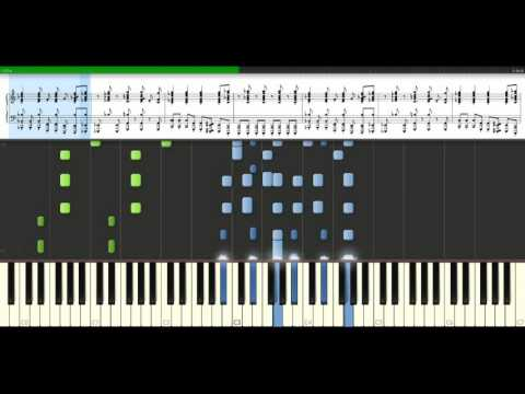 Ace of Base  Beautiful Life Piano Tutorial Synthesia
