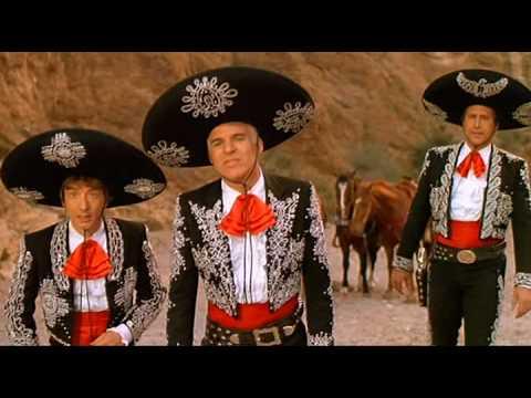 ¡Three Amigos! - The Singing Bush and the Invisible Swordsman (HQ)