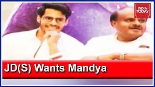 Congress-JD(S) Spar Over Mandya Seat In Talks Ahead Of Lok Sabha Polls