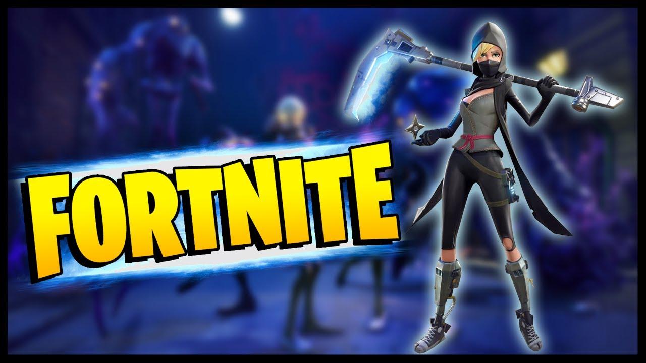 Fortnite - AMAZING NEW LASER items & RIFLES - Multiplayer ...