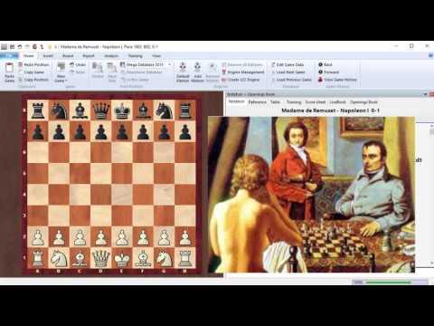 Как Наполеон в шахматы играл и дико психовал / Napoleon chess