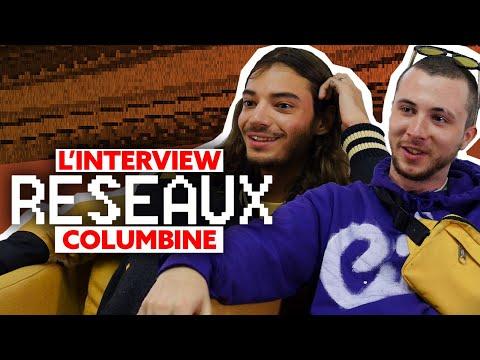 Columbine Interview Réseaux : Jul tu stream ? Kendall Jenner ça match ? Star wars tu binges ?
