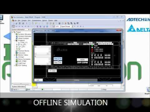 Continuse Interpolation In DVP20PM (Pars Automation)