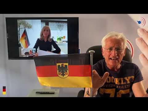 Linksextremistin wird mit CDU-Stimmen Verfassungsrichterin!
