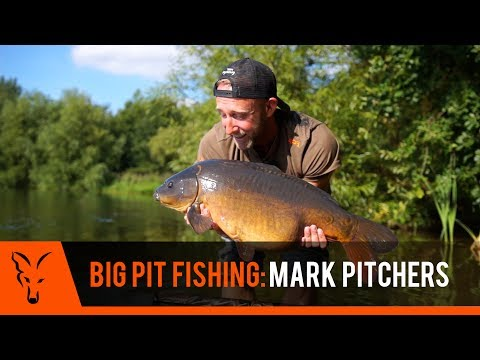 ***CARP FISHING TV*** Big Pit Fishing With Mark Pitchers
