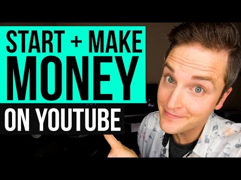 How to Start a YouTube Channel and Make Money 2016 — Online Workshop