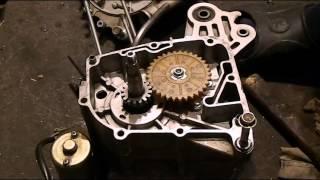 motor scooter Yig'ish 50 CC (139 motor.)