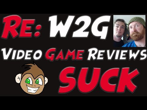 RE: Video Game Reviews Suck By Work To Game.