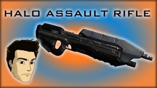 halo assault rifle replica prop maynew