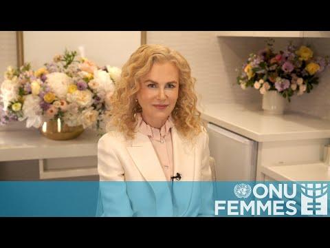 """Nicole Kidman: -Vous aussi, jouez un rôle pour mettre fin aux violences faites aux femmes""""  - نشر قبل 19 ساعة"""