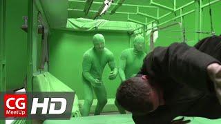 "CGI VFX Breakdown HD ""Metro "" by Main Road Post | CGMeetup"