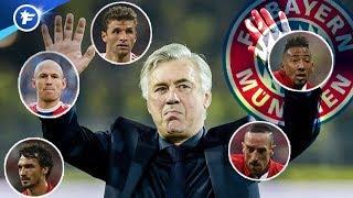 Les cinq stars du Bayern qui ont eu la peau d'Ancelotti | Revue de presse